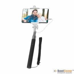 Штативы и моноподы - Штатив для селфи DEFENDER Selfie Master SM-02 черный, проводной, 20-98 см, 0