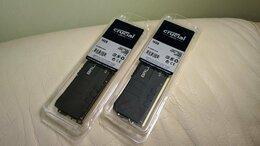 Модули памяти - Crucial Ballistix DDR4 16Gb 2666МГц Оперативная…, 0