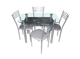 """Мебель для кухни - Обеденная группа """"Стол 3.4"""", 0"""