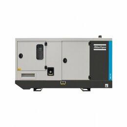 Электрогенераторы - Дизельный генератор Atlas Copco QIS 110, 0