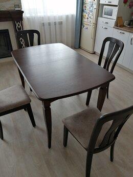Столы и столики - Стол из массива размер и цвет по вашему…, 0