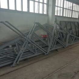 Архитектура, строительство и ремонт - Лёгкие металлические конструкции , 0