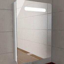 Шкафы, стенки, гарнитуры - Зеркальный шкаф в ванную Emmy Донна 60, 0