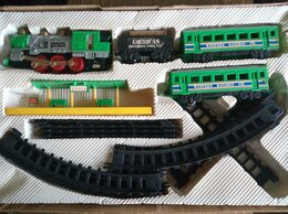 Детские железные дороги - Игрушечная железная дорога (надо ремонтировать), 0