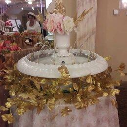 Декоративные фонтаны - Фонтан декоративный диаметром 99 см, 0