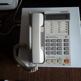 Проводные телефоны - Телефон Panasonic KX-T2365, 0