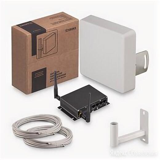 Усилитель 3G/4G интернета в загородный дом по цене 12500₽ - Антенны и усилители сигнала, фото 0