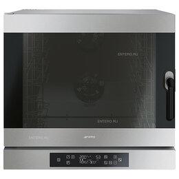 Жарочные и пекарские шкафы - Печь конвекционная SMEG ALFA 625 EH, 0