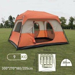 Палатки - Пяти местная автоматическая кемпинговая палатка, 0