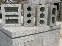 Строительные блоки - Керамзитоблоки, Блоки строительные, Шлакоблоки, 0