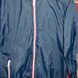 Спортивные костюмы - Ветровка мужская р.48 новая, 0