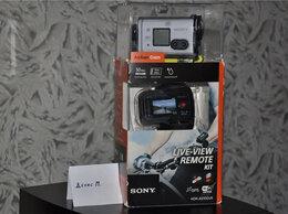 Экшн-камеры - Sony HDR-AS100VR (новая, запечатанная), 0