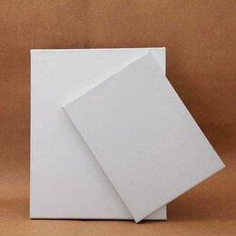 Рисование - Холст(хлопок) на подрамнике 30*40 - мелкое зерно, 0