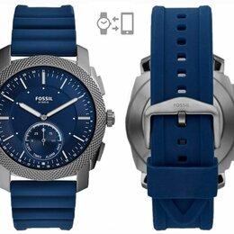 Умные часы и браслеты - Гибридные смарт Часы Fossil Machine FTW1195 США, 0
