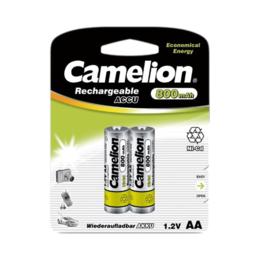 Аксессуары и запчасти для оргтехники - Аккумулятор Camelion AA- 800mAh Ni-Cd BL-2 , 1.2В, 0