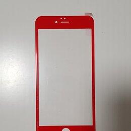 Защитные пленки и стекла -  Стекло, чехол для iPhone 6 Plus, чехол для Xiaomi Redmi, новые, 0