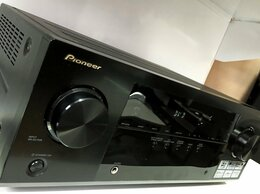 Усилители и ресиверы - Мощный ресивер Pioneer VSX422 / Hdmi / 5x130w, 0