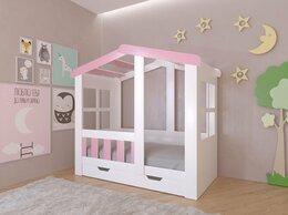 Кровати - Детская кровать-домик Астра для девочки…, 0