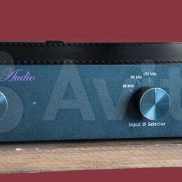 Цифро-аналоговые преобразователи - Eridan Audio DAC Quark II, 0