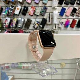 Умные часы и браслеты - Apple Watch 6 40 mm Gold На гарантии с чеком, 0