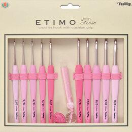 Рукоделие, поделки и товары для них - Набор крючков Tulip Etimo Rose TER-001, 0