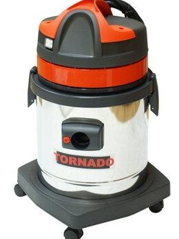 Профессиональные пылесосы - 🔥 TORNADO 504 JUSTO Inox, 0
