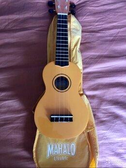 Укулеле - Укулеле сопрано MAHALO, 0