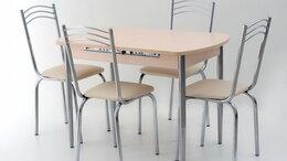 """Столы и столики - Комплект обеденный""""Вегас New""""(стол+4 стула), 0"""