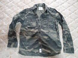 Рубашки - Куртка Рубашка Abercrombie & Fitch 48-50 размер, 0