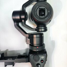 Видеокамеры - Камера со стабилизатором DJI Osmo Plus, 0