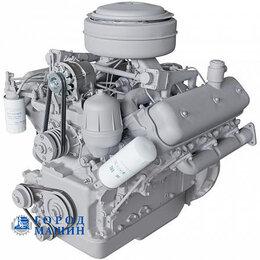 Двигатель и комплектующие - Двигатель ЯМЗ 236М2, 0