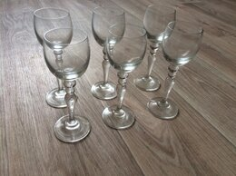 Бокалы и стаканы - Набор бокалов, 0