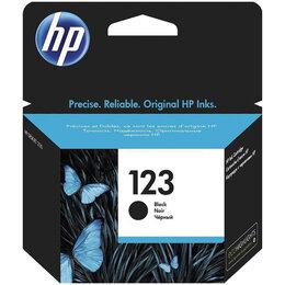 Картриджи - Картридж ориг. HP F6V17AE (№123) черный для HP…, 0