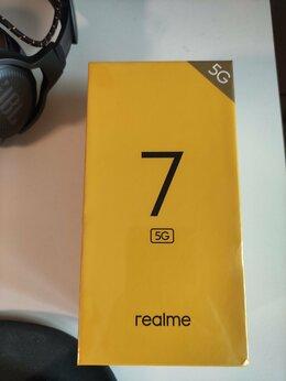 Мобильные телефоны - Смартфон Realme 7 5G 6/128 Гб., 0