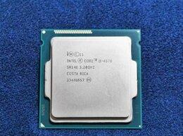 Процессоры (CPU) - Процессор сокет 1150 core i5-4570 Haswell, 0