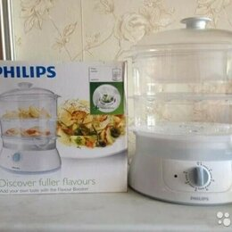 Пароварки - Продам пароварку Philips HD 9110, 0