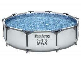 Бассейны - 56406 Bestway Каркасный бассейн Steel Pro Max…, 0