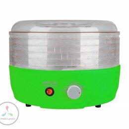 Сушилки для овощей, фруктов, грибов - Сушилка для овощей и фруктов Аксион Т 33 зеленый, 0