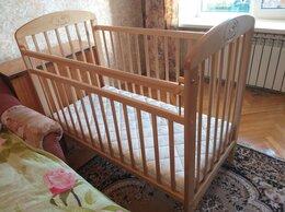"""Кроватки - Деревянная детская кровать """"Мой малыш"""", 0"""