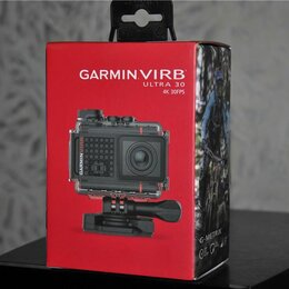 Экшн-камеры - Garmin Virb Ultra 30 (новая, запечатанная), 0
