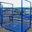 Весы для животных. Весы для КРС с подвесной клеткой ВП-С 1000 кг (1 тонна) по цене 150000₽ - Прочие товары для животных, фото 1
