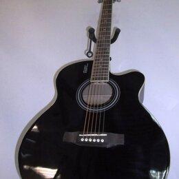 Акустические и классические гитары - Гитара новая акустическая, 0