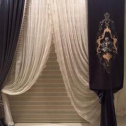 Шторы - Пошив штор ламбрекенов и интерьерного текстиля любой сложности на заказ , 0