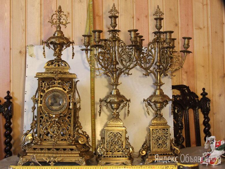 часы каминные по цене 210000₽ - Часы настольные и каминные, фото 0