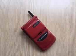 Мобильные телефоны - Motorola star tac 130 red, 0