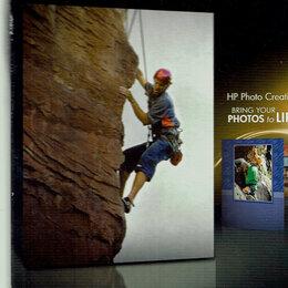 Бумага и пленка - Фотобумага HP  A6 100x150 mm 200 g/m2 глянцевая односторонняя., 0