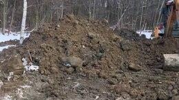 Строительные смеси и сыпучие материалы - Грунт на подсыпку участка, 0