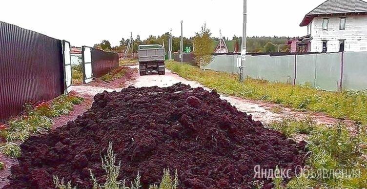 плодородная земля. чек-70/27 по цене 100₽ - Субстраты, грунты, мульча, фото 0