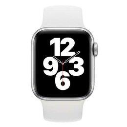 Аксессуары для умных часов и браслетов - Монобраслет для Apple watch 40mm White Solo Loop, 0