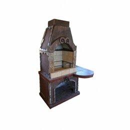 Грили, мангалы, коптильни - Печь барбекю № 5, 0